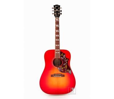 Купить GIBSON HUMMINGBIRD VINTAGE CHERRY SUNBURST Гитара акустическая онлайн