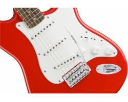 SQUIER by FENDER AFFINITY SERIES STRATOCASTER LR RACE RED Электрогитара