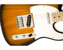 SQUIER by FENDER AFFINITY SERIES TELECASTER MN 2-COLOR SUNBURST Электрогитара
