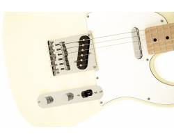 SQUIER by FENDER AFFINITY SERIES TELECASTER MN ARCTIC WHITE Электрогитара