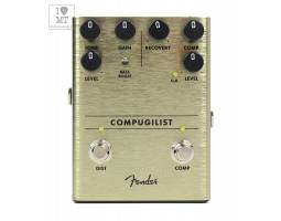 FENDER PEDAL COMPUGILIST COMPRESSOR/DISTORTION Педаль эффектов