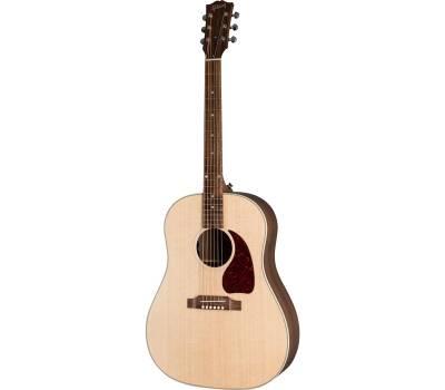 Купить GIBSON G-45 STUDIO ANTIQUE NATURAL Гитара электроакустическая онлайн