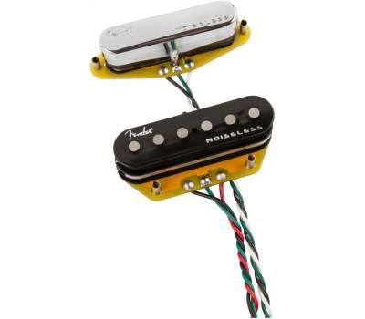Купить FENDER GEN 4 NOISELESS TELECASTER PICKUPS SET OF 2 Набор звукоснимателей онлайн