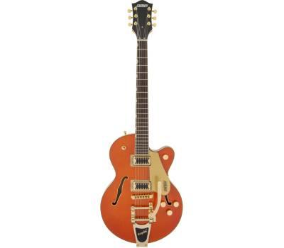 Купить GRETSCH G5655TG ELECTROMATIC CENTER BLOCK JR. ORANGE STAIN Гитара полуакустическая онлайн