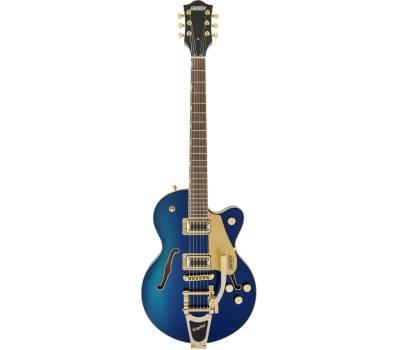 Купить GRETSCH G5655TG ELECTROMATIC CENTER BLOCK JR. AZURE METALLIC Гитара полуакустическая онлайн