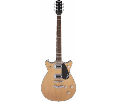 Купить GRETSCH G5222 ELECTROMATIC DOUBLE JET BT LR AGED NATURAL Электрогитара онлайн