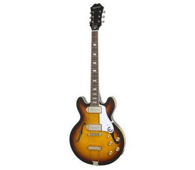 Купить EPIPHONE CASINO COUPE VINTAGE SUNBURST Гитара полуакустическая онлайн