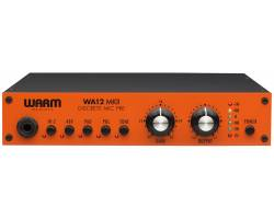 WARM AUDIO WA12 MKII Попередній підсилювач мікрофонний