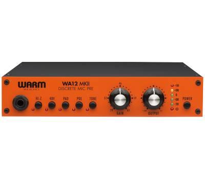 Купить WARM AUDIO WA12 MKII Предусилитель микрофонный онлайн
