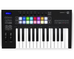 NOVATION LaunchKey 25 MK3 MIDI клавиатура