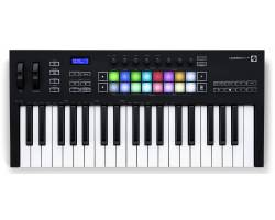 NOVATION LaunchKey 37 MK3 MIDI клавиатура