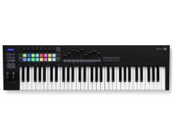 NOVATION Launchkey 61 MK3 MIDI клавіатура