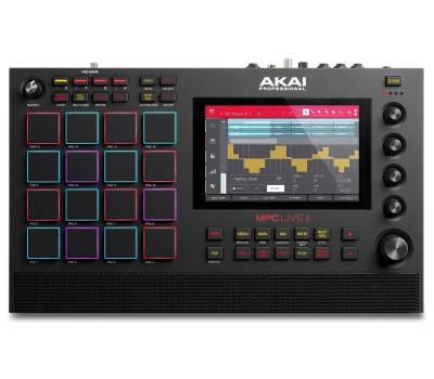 Купить AKAI MPC LIVE 2 Семплер онлайн