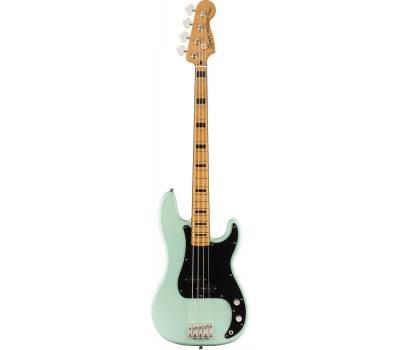 Купить SQUIER by FENDER CLASSIC VIBE 70S FSR P-BASS MN SFG Бас-гитара онлайн