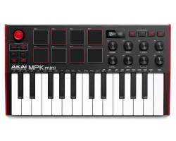 AKAI MPK MINI MK3 MIDI клавиатура
