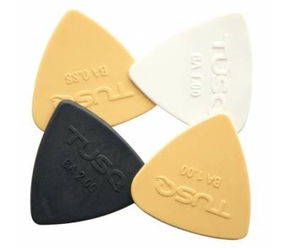 Купить GRAPH TECH PQP-0400-BA TUSQ Bi-Angle Pick Mixed 4 Pack Набор медиаторов онлайн