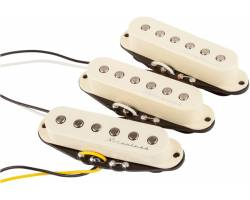 FENDER PICKUPS HOT NOISELESS STRATOCASTER JEFF BECK STYLE Набір звукознімачів