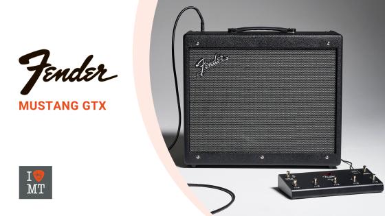 Fender: Mustang GTX ..