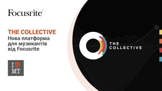 The Collective – новая платформа для музыкантов от Focusrite