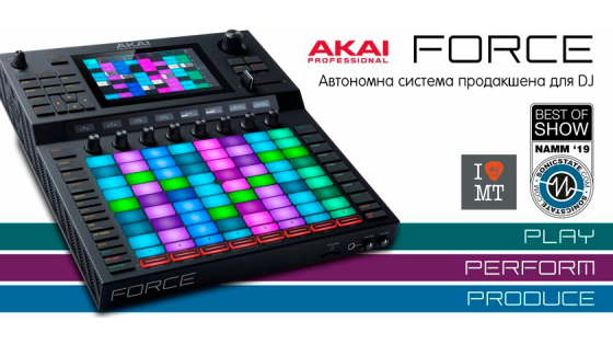 Melodic Techno с Akai Force от Dapayk