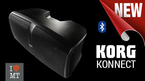 Новинка - Korg Konnect!