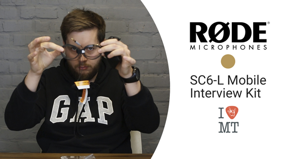 Обзор Rode SC6-L Mobile Interview Kit