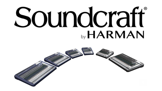 НОВОЕ ПОСТУПЛЕНИЕ: SOUNDCRAFT