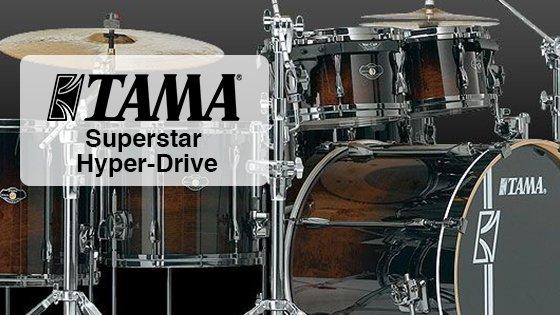 TAMA Superstar Hyper-Drive