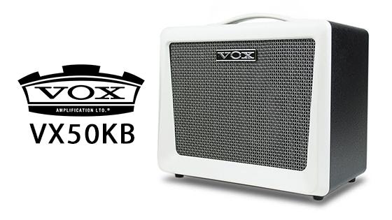VOX VX50KB в пятерке лучших усилителей для клавишных!