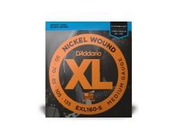 D'ADDARIO EXL-160-5 Струны для бас-гитар