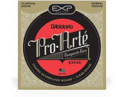 D'ADDARIO EXP-45 Струны для классических гитар