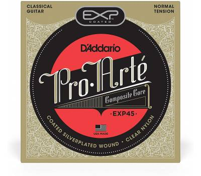 Купить D'ADDARIO EXP-45 Струны для классических гитар онлайн