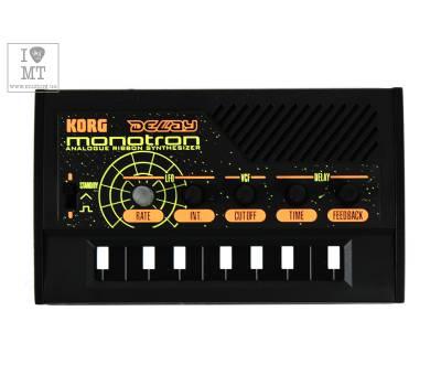 Купить KORG MONOTRON DELAY Синтезатор аналоговый онлайн