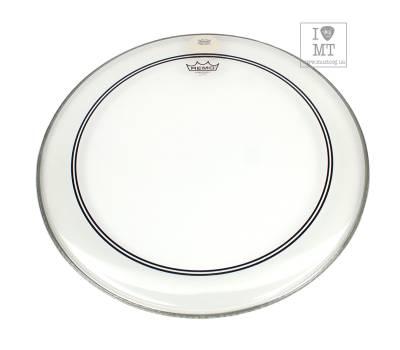 Купить REMO POWERSTROKE3 22'' CLEAR Пластик для барабана онлайн