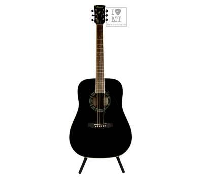 Купить IBANEZ PF15 BK Гитара акустическая онлайн