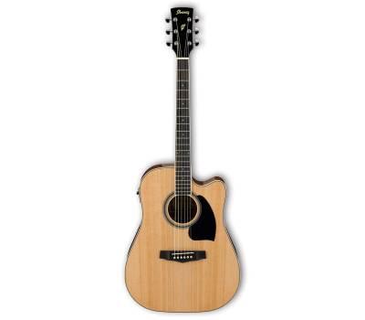 Купить IBANEZ PF15ECE NT Гитара электроакустическая онлайн