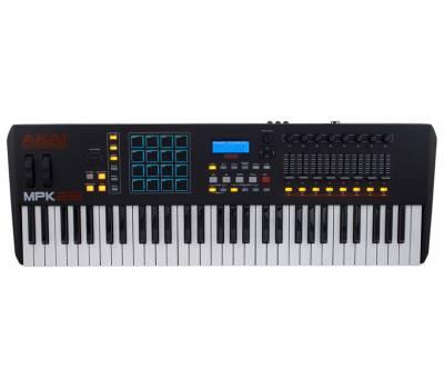 Купить AKAI MPK261 MIDI контроллер онлайн