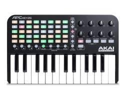 AKAI APC KEY 25 MIDI клавиатура