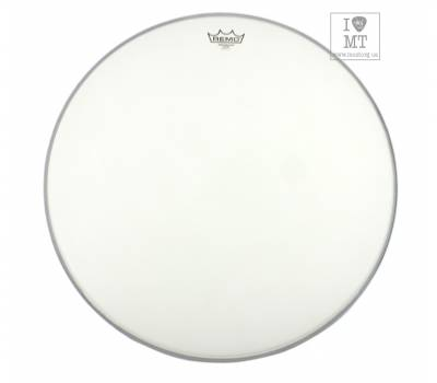 "Купить REMO AMBASSADOR COATED 22"" Пластик для барабана онлайн"