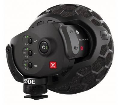 Купить RODE STEREO VIDEOMIC X Микрофон онлайн