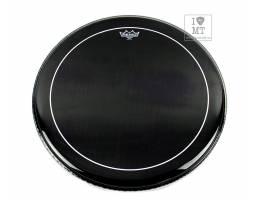 REMO EBONY 22' PINSTRIPE BASS BATTER Пластик для барабана