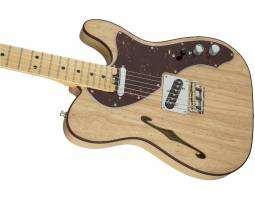 FENDER AMERICAN ELITE TELECASTER THINLINE MN NATURAL  Электрогитара