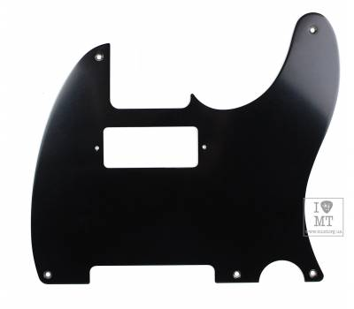 Купить FENDER PICKGUARD FOR AMERICAN VINTAGE '52 HOT ROD TELECASTER 1-PLY BLACK Пикгард онлайн