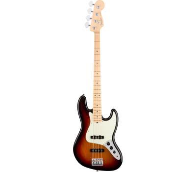 Купить FENDER AMERICAN PROFESSIONAL JAZZ BASS MN 3TS Бас-гитара онлайн