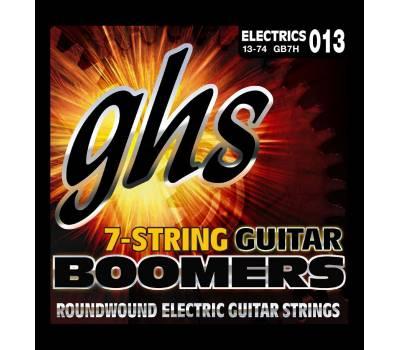 Купить GHS STRINGS BOOMERS GB7H 13-74 Струны для электрогитар онлайн