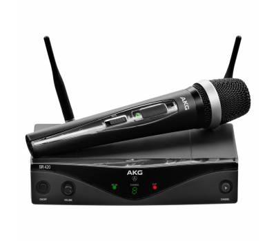 Купить AKG WMS420 VOCAL SET Band A Микрофонная радиосистема онлайн