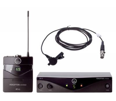 Купить AKG Perception Wireless 45 Pres Set BD U2 Микрофонная радиосистема онлайн