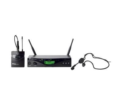 Купити AKG WMS470 SPORTS SET BD9 50mW - EU/US/UK Мікрофонна радіосистема онлайн
