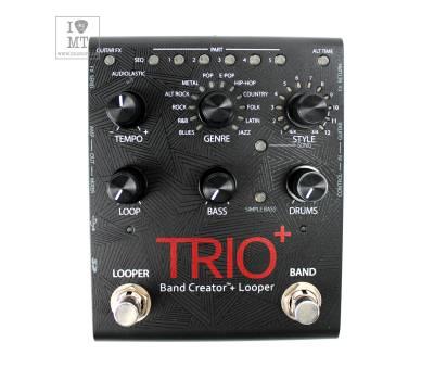 Купить DIGITECH TRIO+ Педаль эффектов онлайн