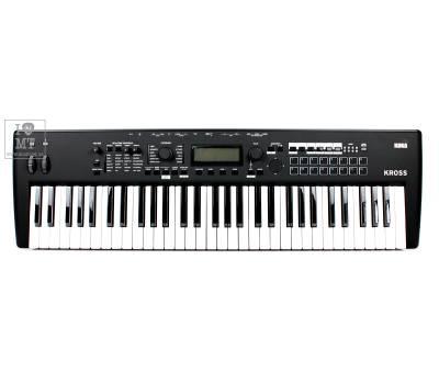 Купить KORG KROSS2-61-MB Синтезатор онлайн